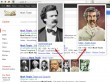 Mark Twain Bilder in der Universal-Search
