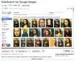 Google SafeSearch – Mona Lisa