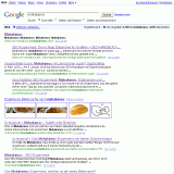 Mohakenox in der Google Universal Search am 11.03.2010