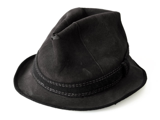 Schwarzer Hut