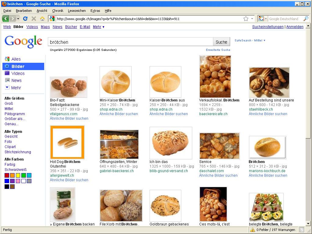 Google Brötchen Bilder In De At Und Ch Unterschiedlich Schnurpsel