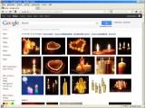 Google Bildersuche Kerzen