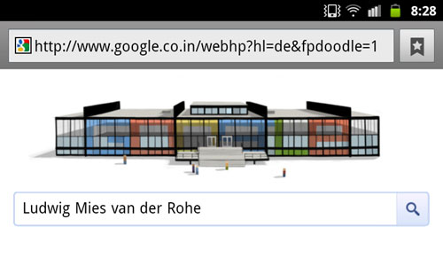 Ludwig Mies van der Rohe - google.co.in
