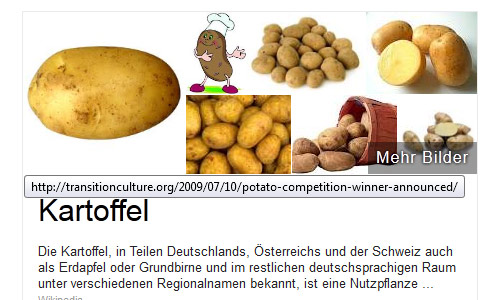 Knowledge-Graph Top-Bild: Kartoffel