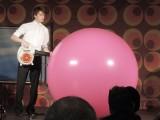 SEO-Campixx mit Luftballon-Show
