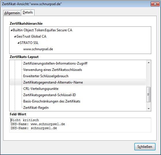 Das Strato SSL Zertifikat – gut für den Nutzer (und für Google ...