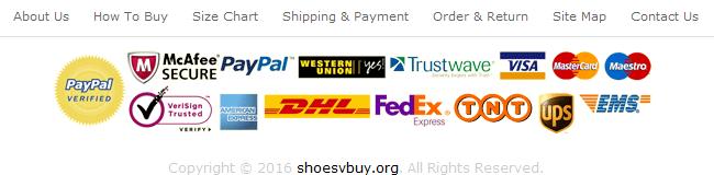 Shoes we buy – ganz sicher