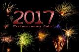 Frohes Neues Jahr a