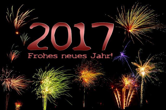 Frohes neues Jahr 2017 Bilder « Schnurpsel