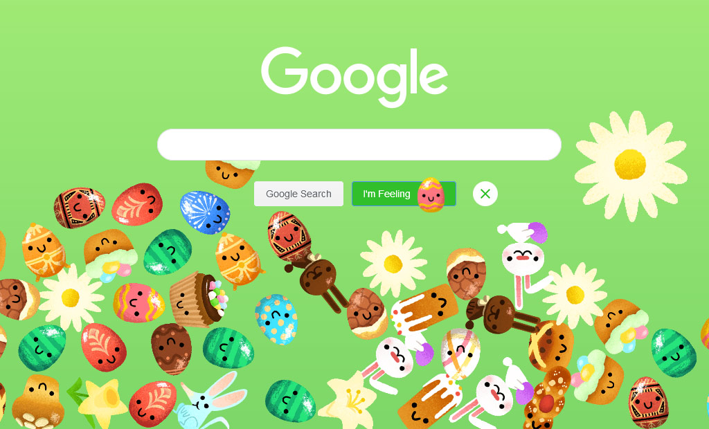 Google Easter-Egg Ostern2019